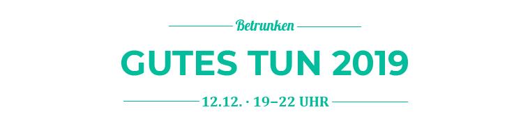 Betrunken Gutes Tun Logo